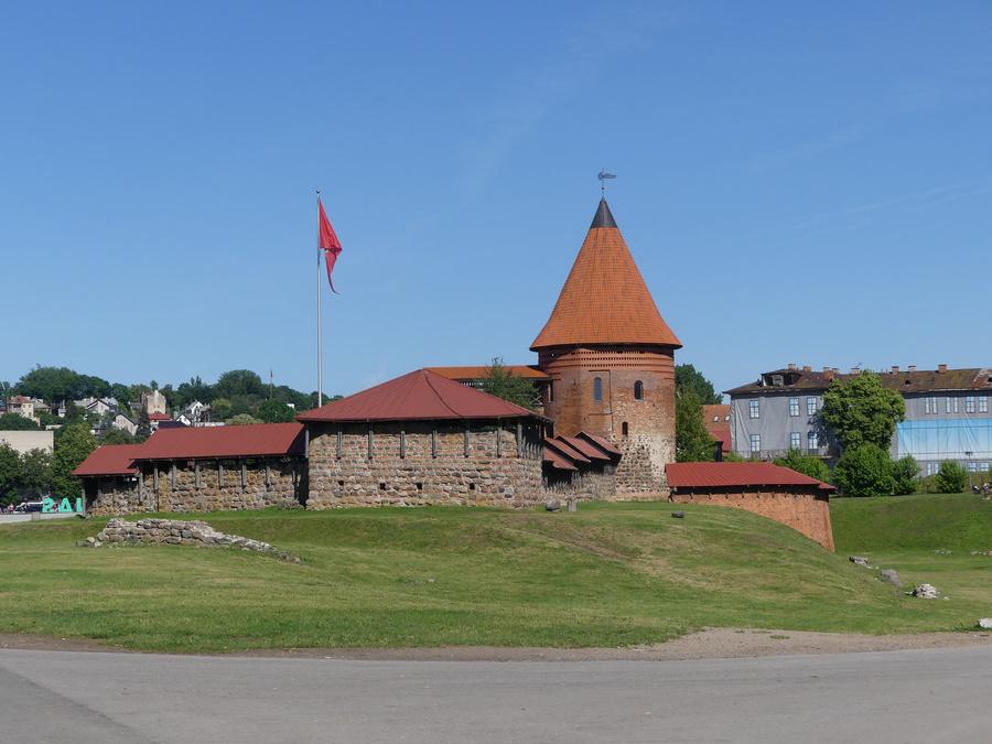 Burg von Kaunas
