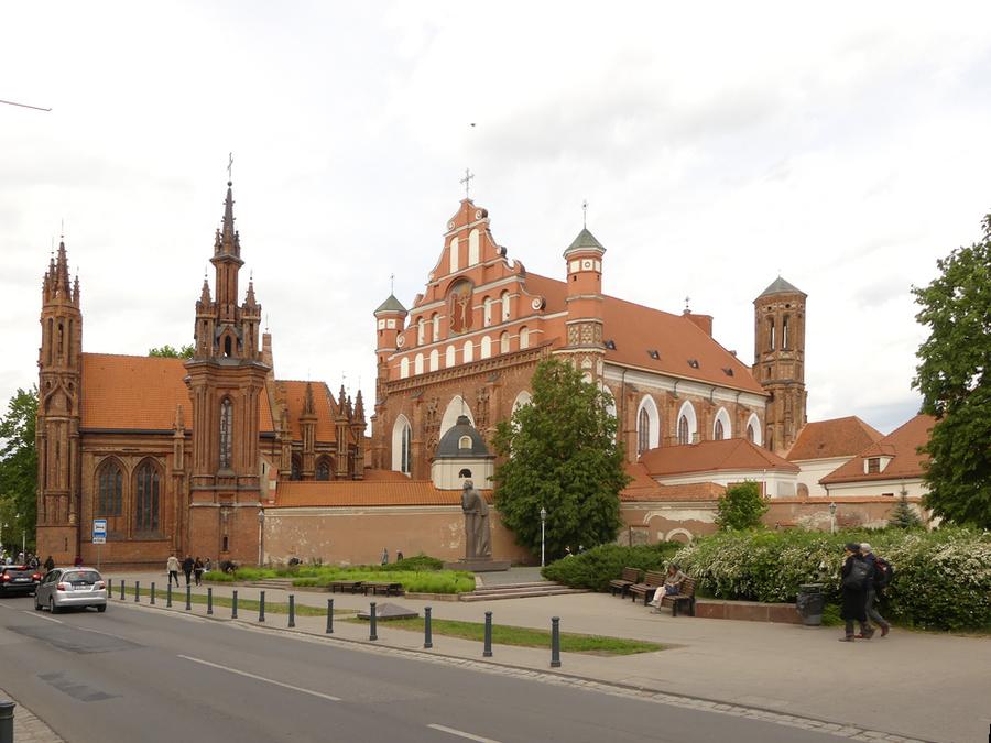 Annenkirche und Kloster